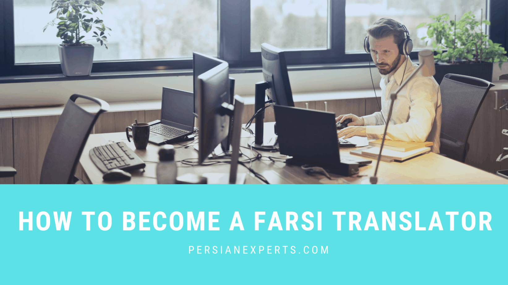 How to Become a Farsi Translator