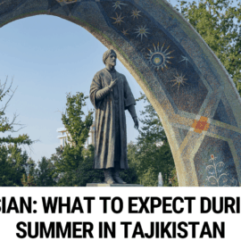 CLS Persian Tajikistan -- What to expect