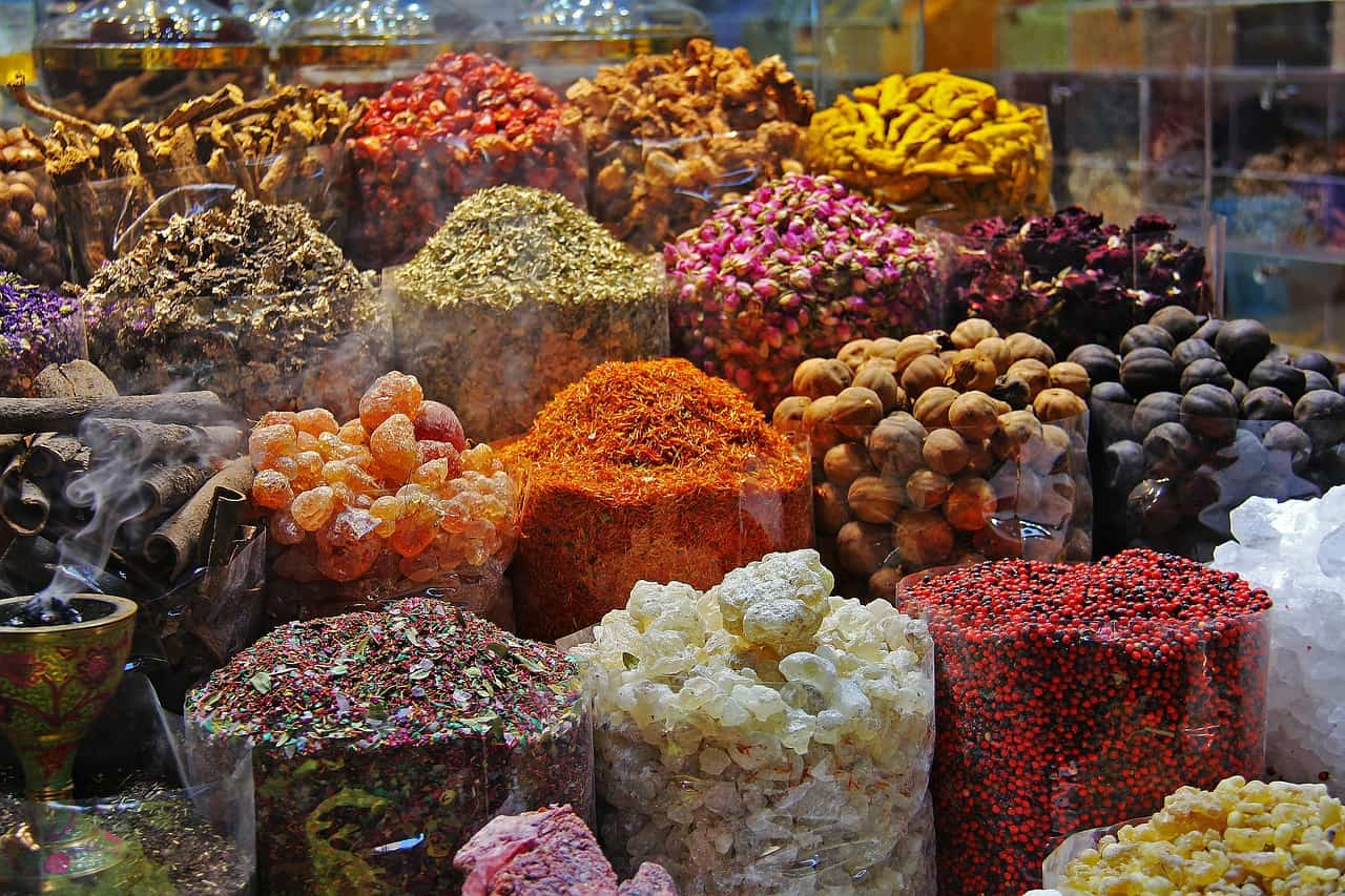 Best Persian Spices